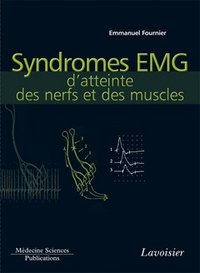 Livre numérique Syndromes EMG d'atteinte des nerfs et des muscles