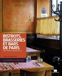 Bistrots brasseries et bars de Paris