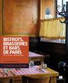 Livre numérique Bistrots brasseries et bars de Paris