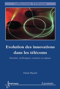 Livre numérique Évolution des innovations dans les télécoms