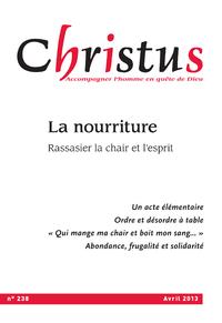 Christus Avril 2013 - N°238