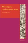 Livre numérique Montesquieu: une histoire de temps
