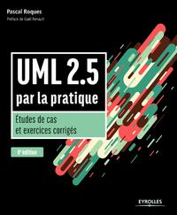 Livre numérique UML 2.5 par la pratique