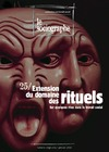 Livre numérique le Sociographe n°25 : Extension du domaine des rituels
