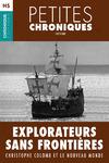 Livre numérique Hors-série #5 : Explorateurs sans frontières — Christophe Colomb et le Nouveau Monde