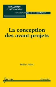 Livre numérique La conception des avant-projets