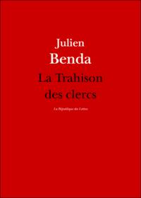 Livre numérique La Trahison des clercs