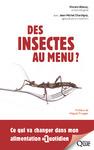 Livre numérique Des insectes au menu ?