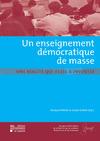 Livre numérique Un enseignement démocratique de masse