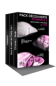 Pack Découverte Romance 1