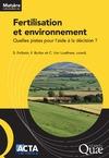 Livre numérique Fertilisation et environnement