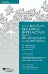 Livre numérique Des stratégies réflexives-interactives pour le développement de compétences