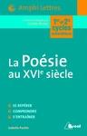 Livre numérique La Poésie du XVIe siècle