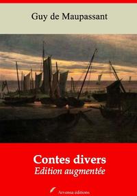 Nouvelles et contes divers - suivi d'annexes