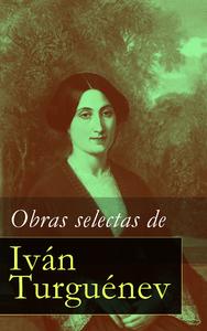 Obras selectas de Iván Turguénev