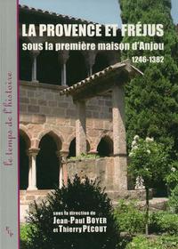 Livre numérique La Provence et Fréjus sous la première maison d'Anjou