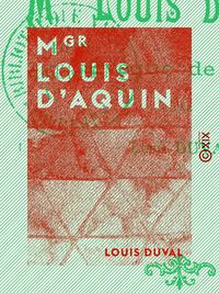 Mgr Louis d'Aquin, ?v?que de S?es