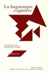 Livre numérique La linguistique cognitive