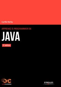 Apprenez ? programmer en Java
