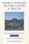 Livre numérique Histoire et archéologie des terres catalanes au Moyen Âge