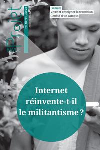 Revue Projet : Internet réinvente-t-il le militantisme ?