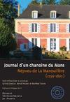 Livre numérique Journal d'un chanoine du Mans