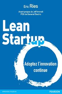 Vignette du livre La start-up lean