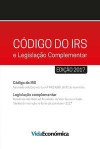 C?digo do IRS - 2017