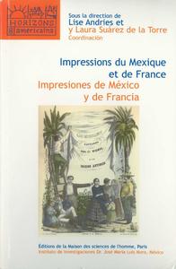 Livre numérique Impressions du Mexique et de France