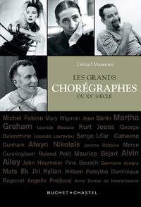 Les Grands chorégraphes du XXe siècle