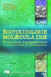 Livre numérique Écotoxicologie moléculaire