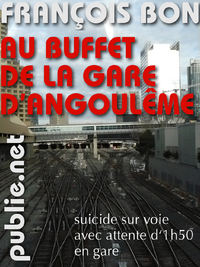 Livre numérique Au buffet de la gare d'Angoulême