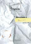 Livre numérique le Sociographe n°18 : Histoire d'écrire (1). Penser à écrire, écrire pour penser
