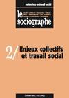 Livre numérique le Sociographe n°2 : Enjeux collectifs et travail social