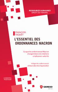 L'essentiel des ordonnances Macron