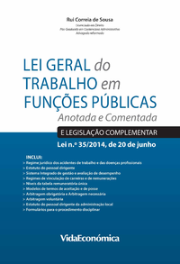 Lei Geral do Trabalho em Funções Públicas