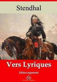 Vers lyriques – suivi d'annexes