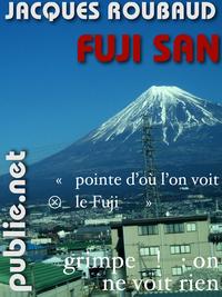 Livre numérique Fuji San