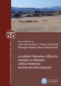 Livre numérique Le désert oriental d'Égypte durant la période gréco-romaine: bilans archéologiques