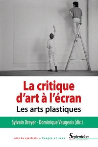 Livre numérique La critique d'art à l'écran