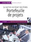 Livre numérique La gestion de projet par étapes - Portefeuille de projets