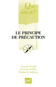 Le principe de précaution, « Que sais-je ? » n° 3596