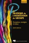 Livre numérique La pratique de l'intervention de groupe