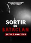 Livre numérique Sortir du Bataclan - Récit et analyses