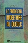 Livre numérique Le processus budgétaire au Québec