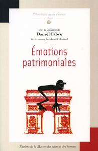 Livre numérique Émotions patrimoniales