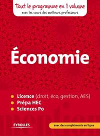 Mention Economie
