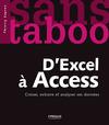 Livre numérique D'Excel à Access