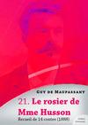Livre numérique Le rosier de Mme Husson, recueil de 14 contes