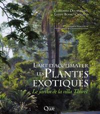 Livre numérique L'art d'acclimater les plantes exotiques
